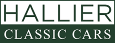 Hallier Classic Cars Logo
